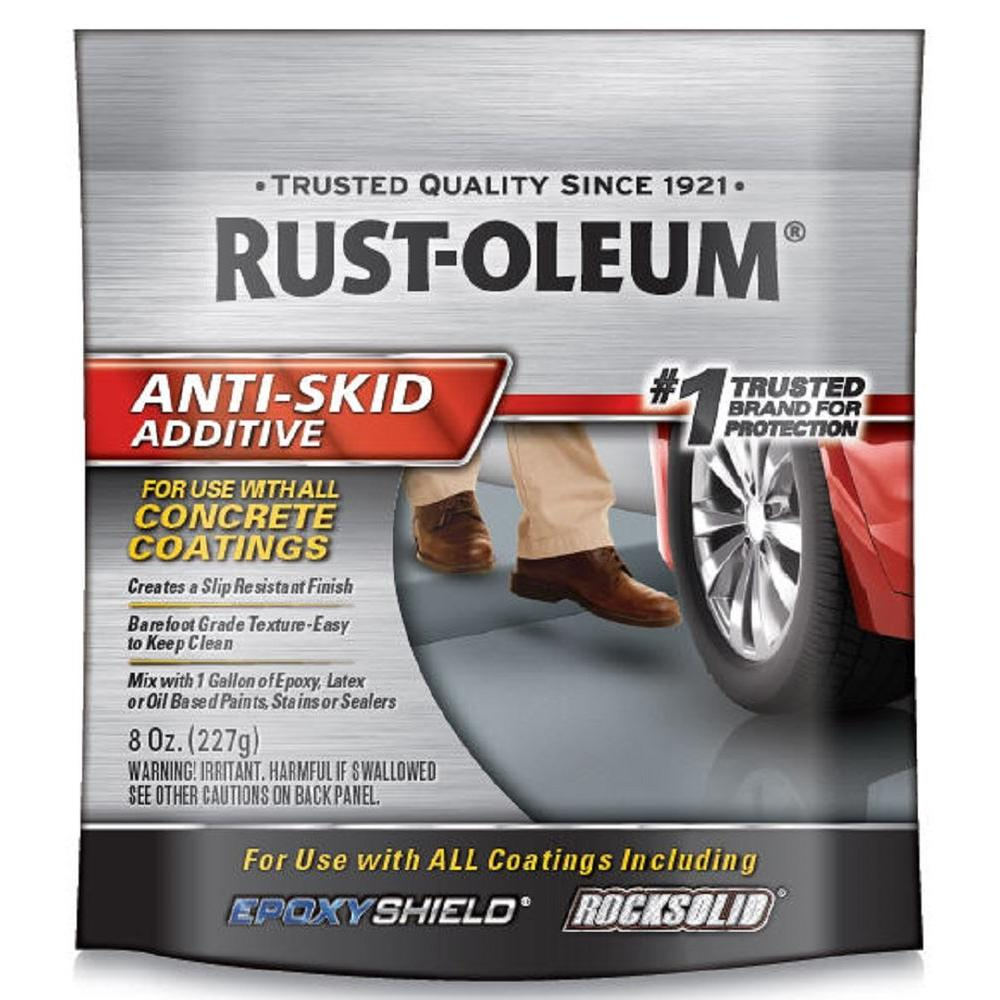 Rust-Oleum 8 oz. Anti-Skid Additive