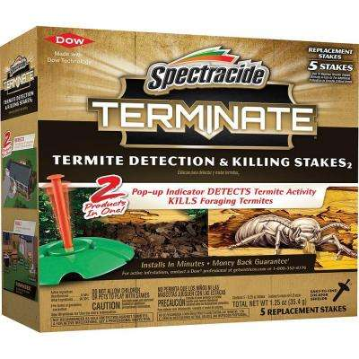 Terminate Termite Killing Stakes (5-Count)