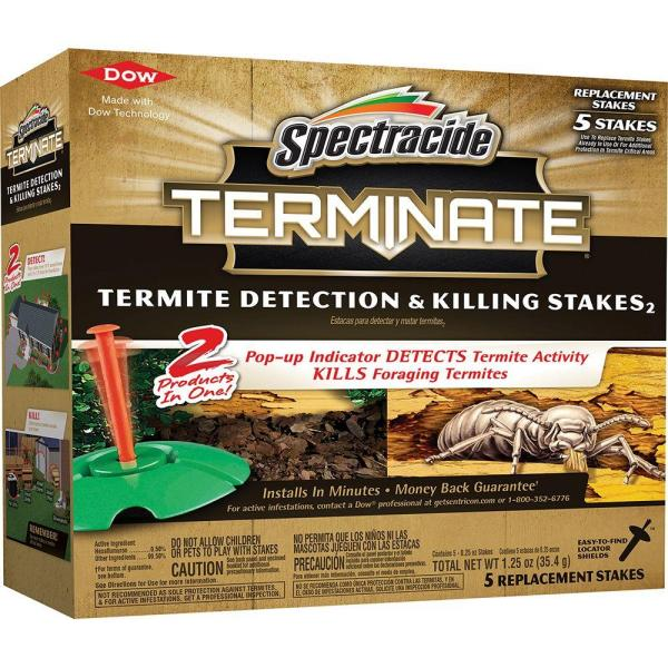 Terminate Termite Killing Replacement Stakes (5-Count)