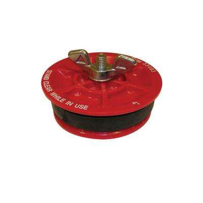 4 in. Gripper Mechanical Plastic Test Plug