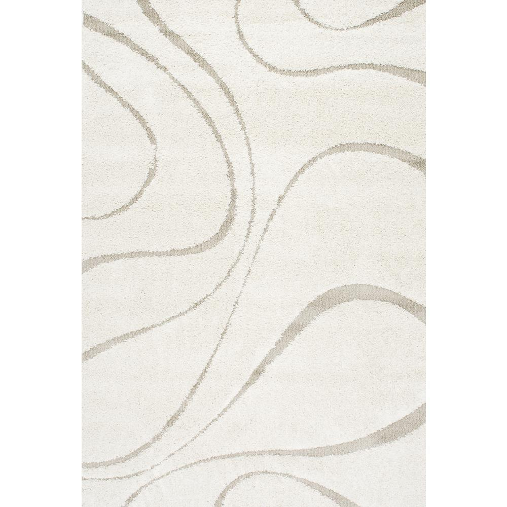 Nuloom Carolyn Cream 9 Ft X 12 Area Rug