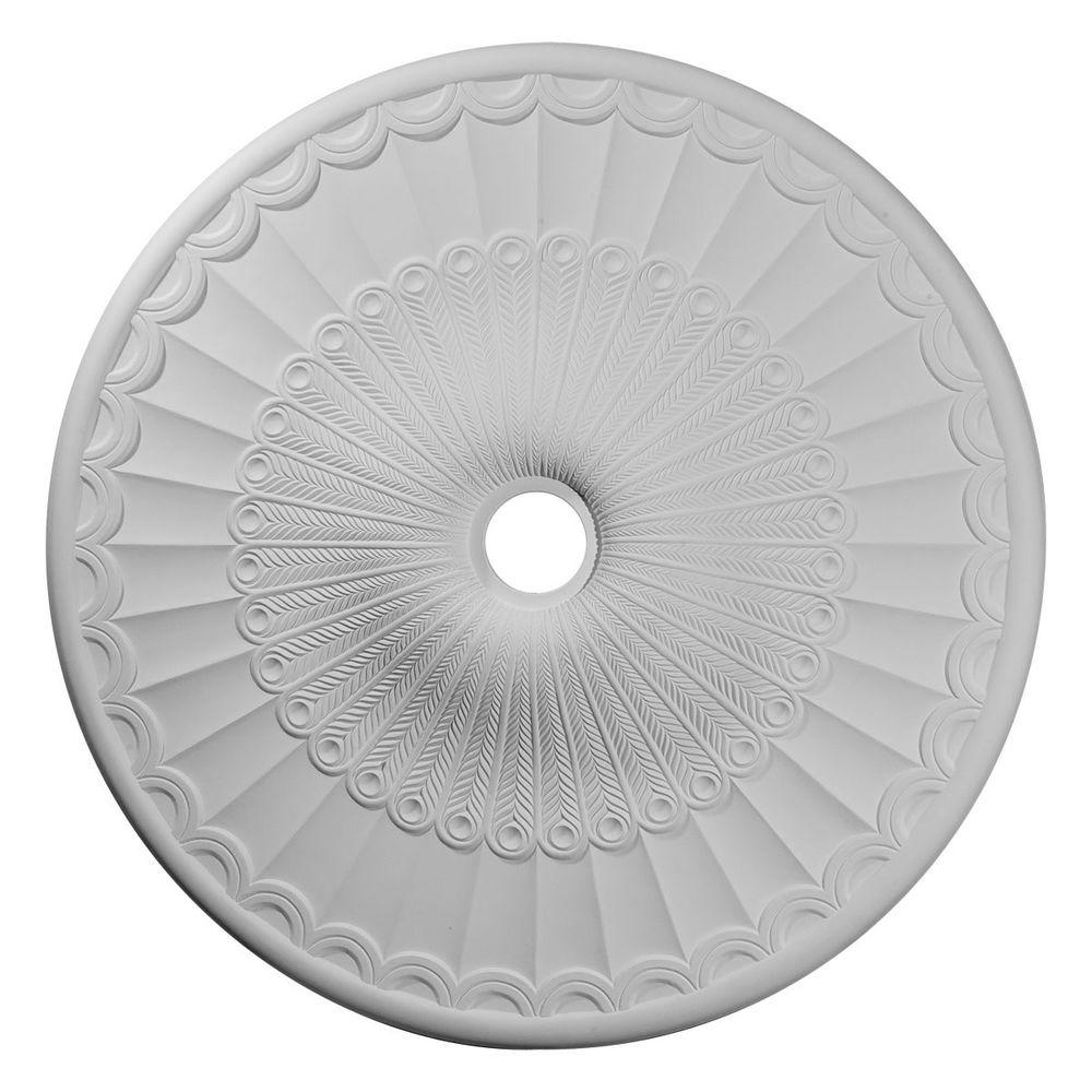 medallion ekena shop x millwork in ceiling rose pd polyurethane