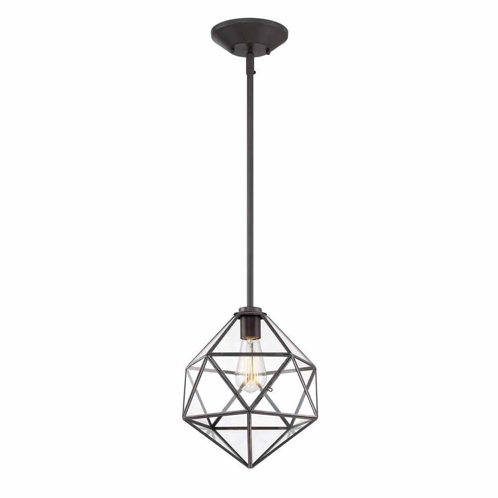 wholesale dealer 80fc3 c65d4 Home Decorators Collection 1-Light English Bronze Hanging Pendant