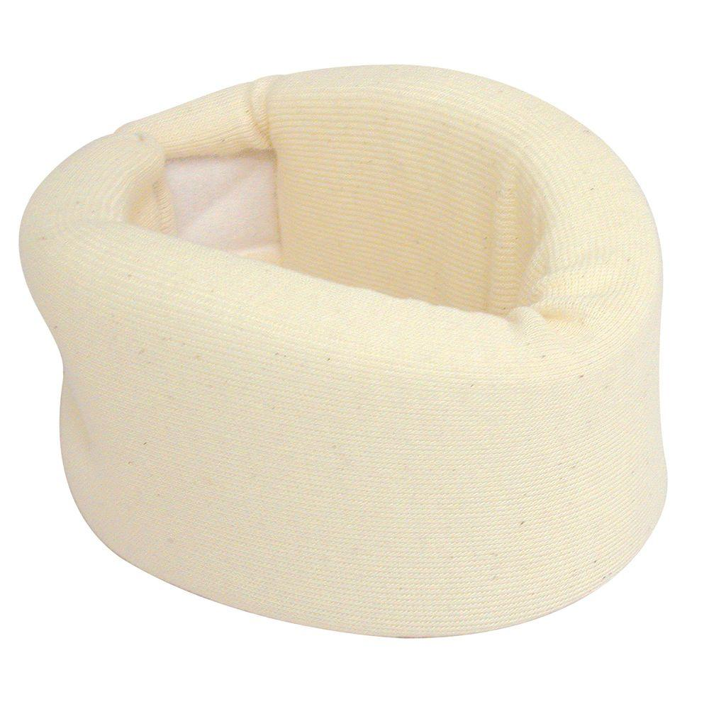 Duro-Med Soft Foam Cervical Collar in White