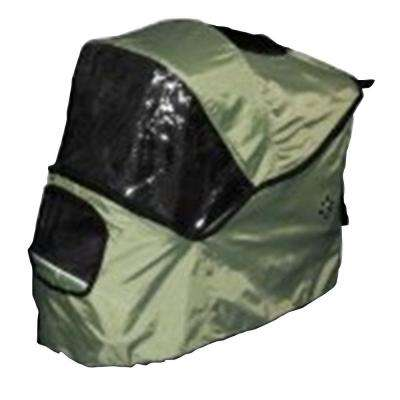 26 in. L x 12 in. W x 19.5 in. H Weather Cover fits Special Edition Pet Stroller PG8250SG