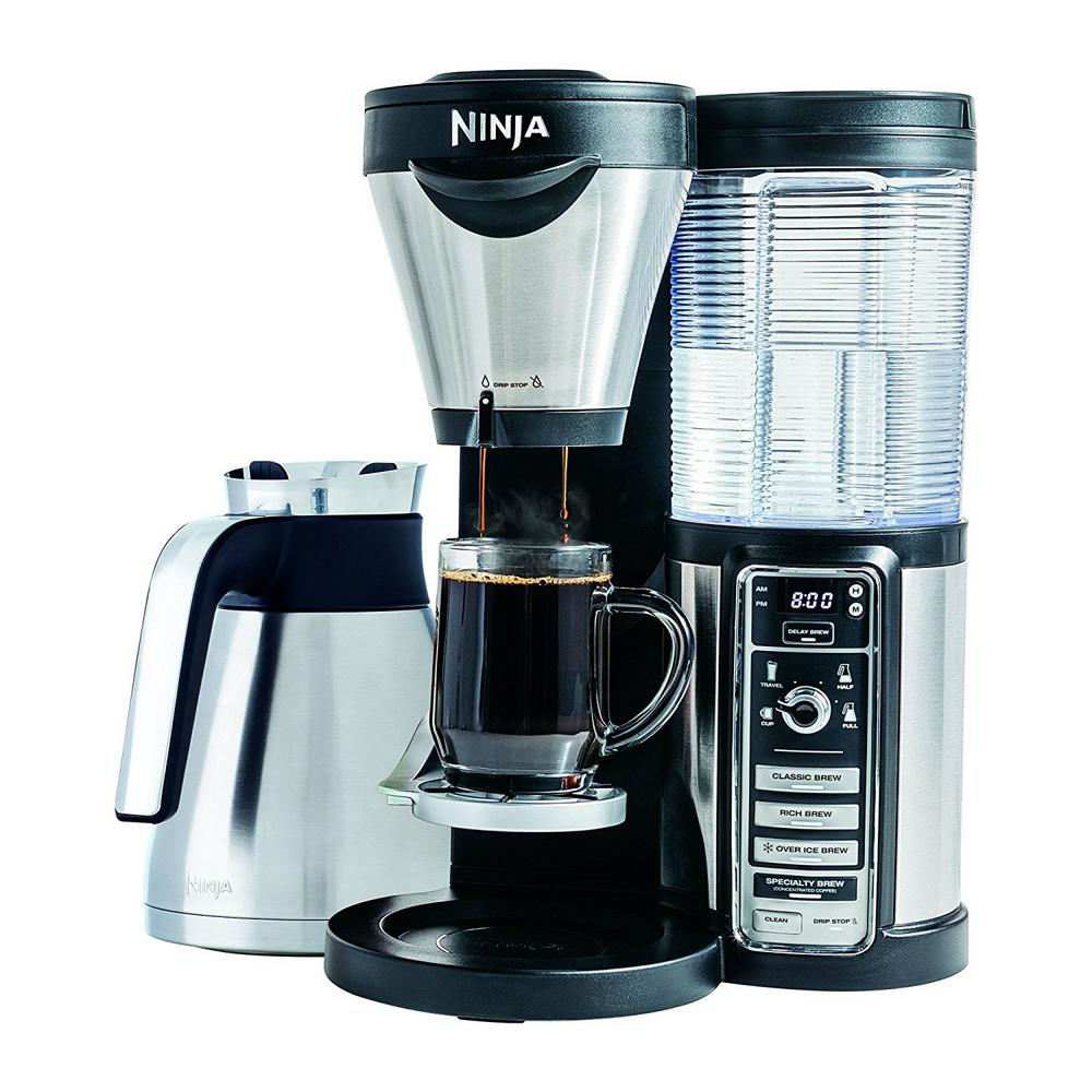 Ninja Coffee Bar Glass Carafe System-CF091 - The Home Depot