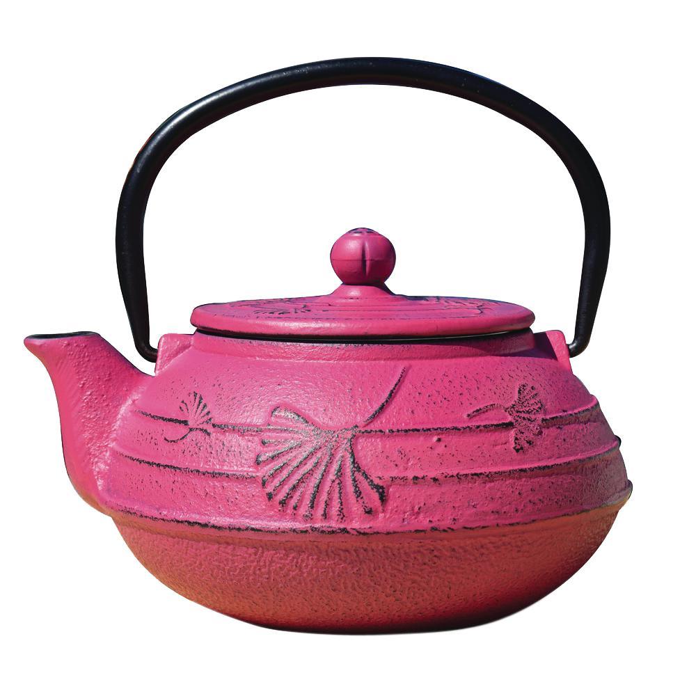 Ginko 2.75-Cup Teapot in Fuchsia
