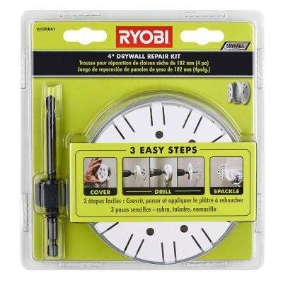 4 in. Drywall Repair Kit