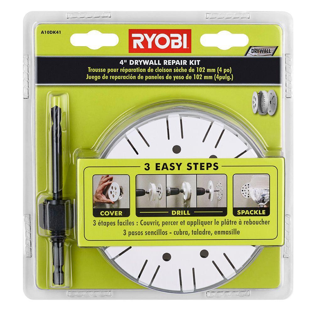 4 in. Drywall Repair Kit