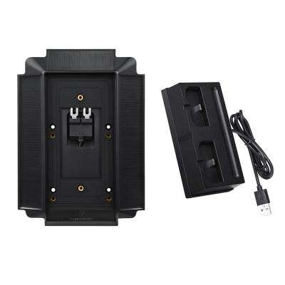 .5-Watt Solar-Charger Mount and Charging Station