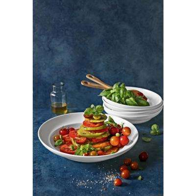 Overanback 5-Piece Meal Bowl Set with 1-large Serve Bowl and 4-Individual Bowls