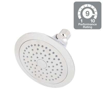 Forte Single-Function 1-Spray Showerhead in Polished Chrome