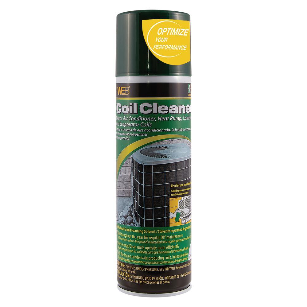 Web 19 oz. Condenser Coil Cleaner