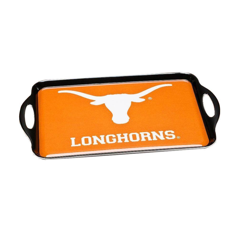 NCAA Texas Longhorns Melamine Serving Tray