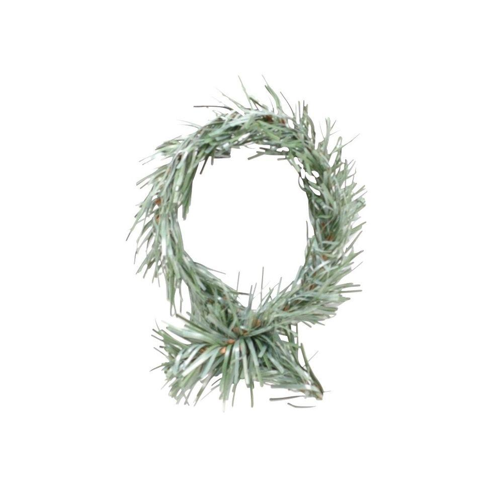 Haute decor 14 in garland ties noble fir 10 pack for Haute decor