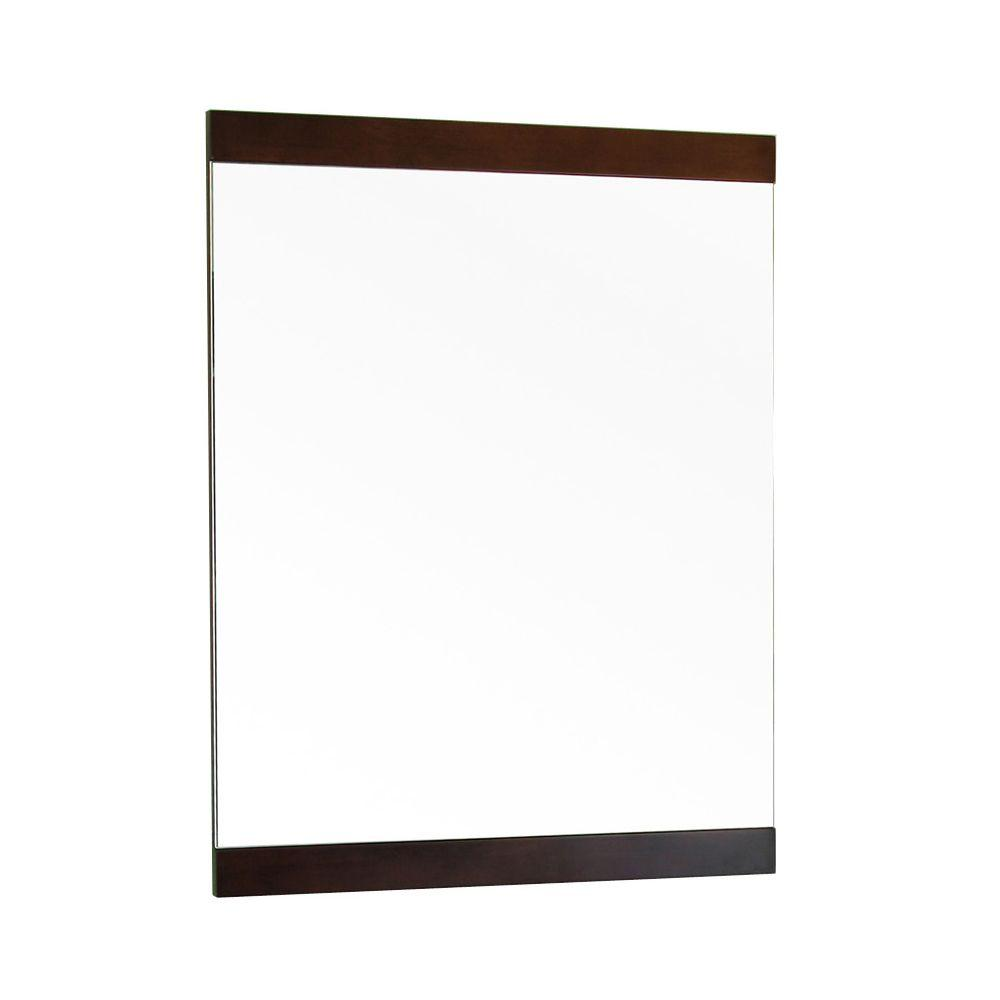 Saylor 32 in. L x 24 in. W Solid Wood Frame