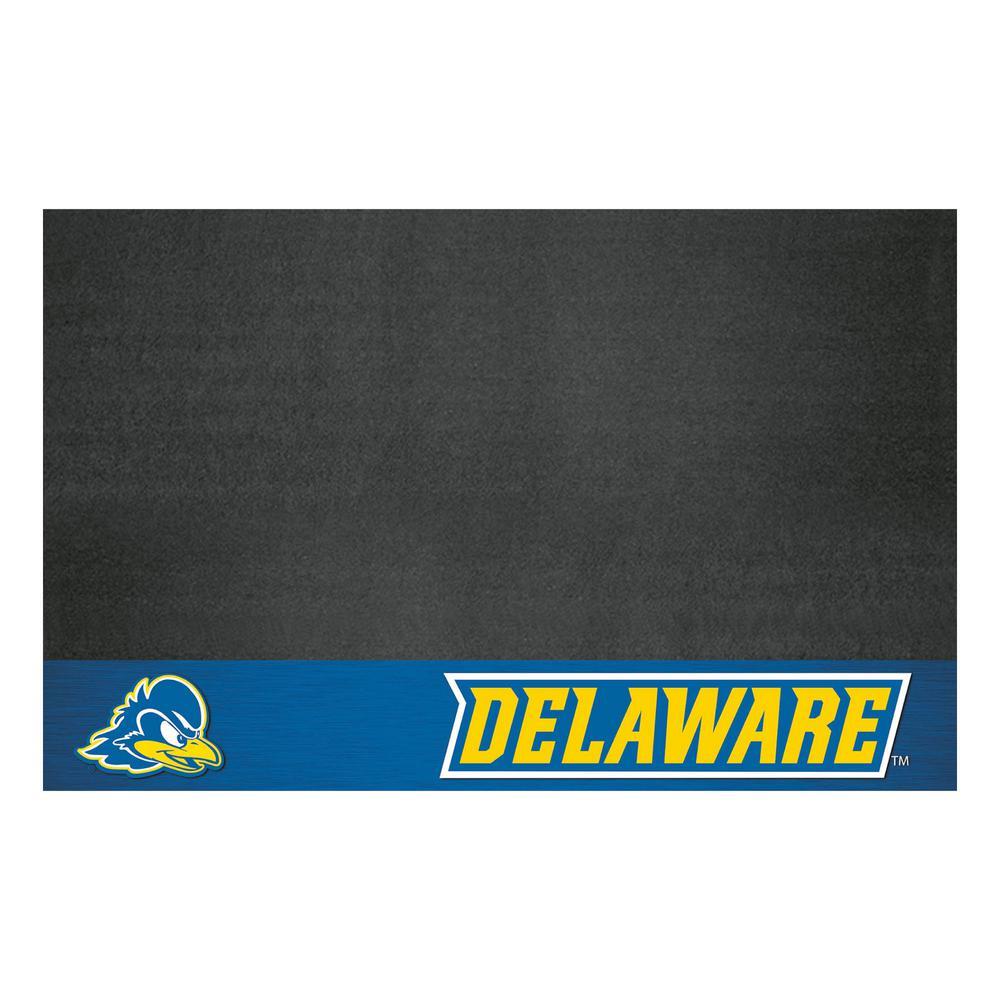 FANMATS NCAA 26 in. x 42 in. University of Delaware Grill Mat