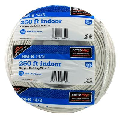 250 ft. 14/3 NM-B Wire