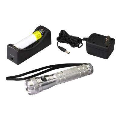 Titanium Twin Task Rechargeable - Combo Light Source Xenon and LED