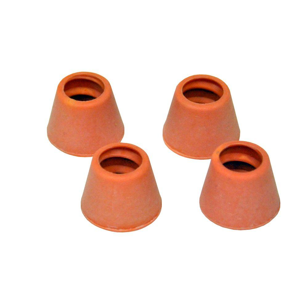 0.5 in. Basin Supply Washer (4-Pack)