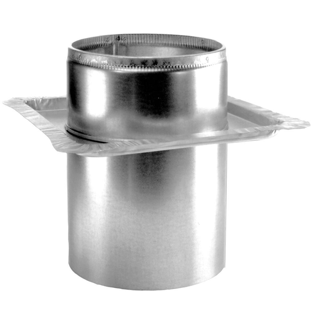 Duravent Duraplus Firestop Radiation Shield 6dp Frs The