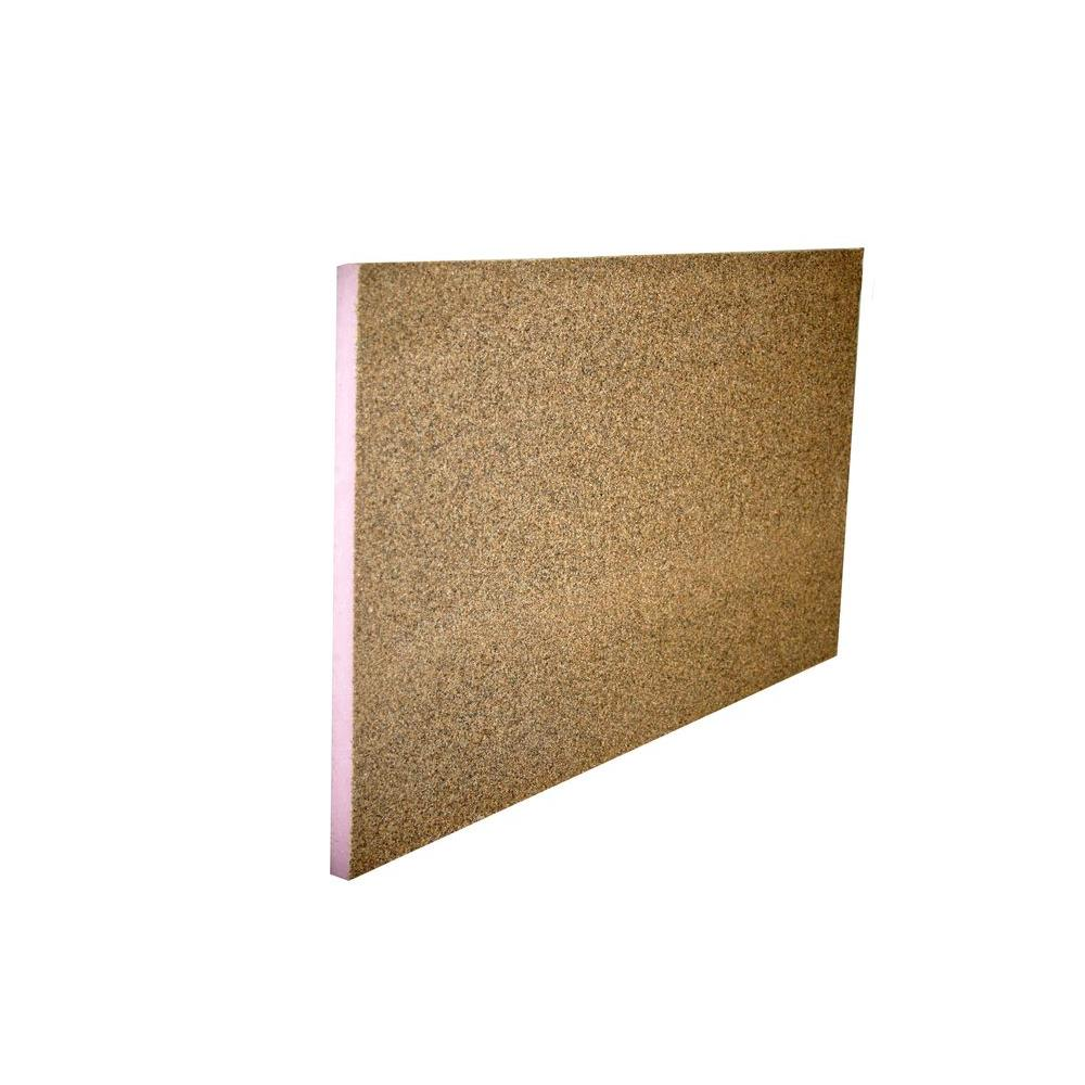 STYRO Industries FP Ultra Lite 2 in. x 2 ft. x 4 ft. Natural Tan Foundation Panel