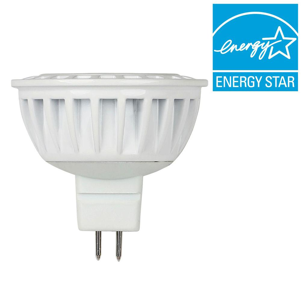 Mr16 Led Voltage: Westinghouse 50W Equivalent Bright White MR16 Dimmable LED
