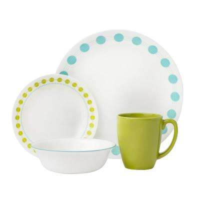 Classic 16-Piece South Beach Dinnerware Set