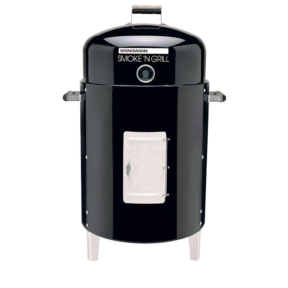 Brinkmann Smoke 'N Grill Charcoal Smoker and Grill