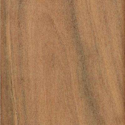 Hand Scraped Ember Acacia 3/8 in. T x 5 in. W x Varying Length Click Lock Exotic Hardwood Flooring (26.25 sq.ft. / case)