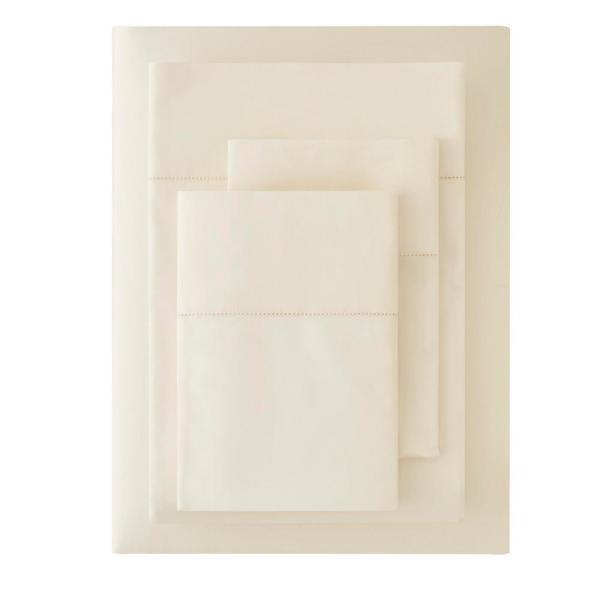 Home Decorators Collection 500 Thread Count Egyptian Cotton Sateen 4-Piece