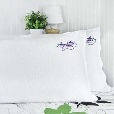 Angeland Shredded Memory Foam Pillow (2-Pack)