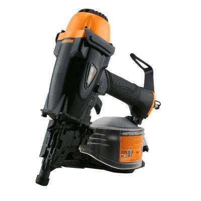 Pneumatic 15° 2-1/2 in. Coil Siding Nailer