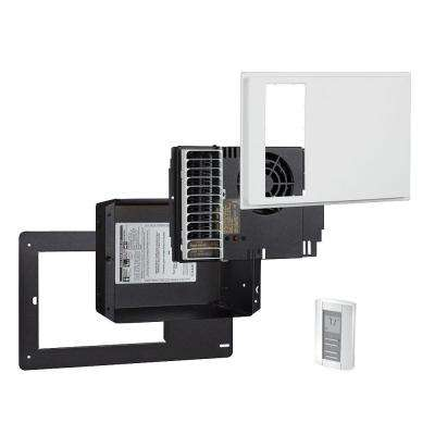 Apex72 1000-Watt 120-Volt Electric High Wall Heater Kit with Wall Thermostat