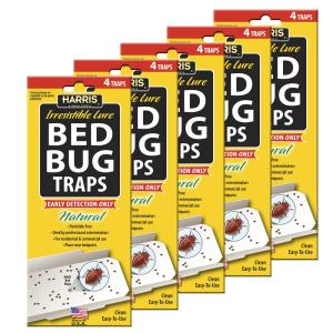 Harris Bed Bug Trap Value Pack by Harris