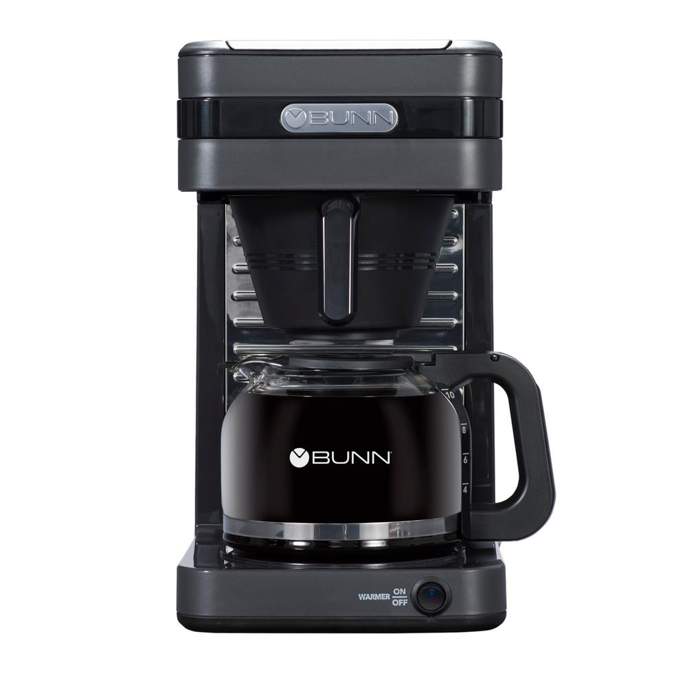 Bunn Speed Brew Elite Grey 10 Cup Coffee Maker 527000000 The Home