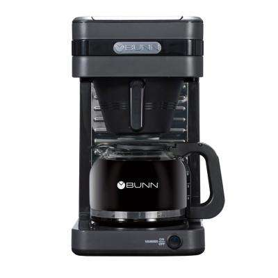 Speed Brew Elite Grey 10-Cup Coffee Maker