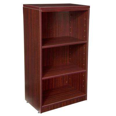 Legacy Mahogany Stand Up Bookcase