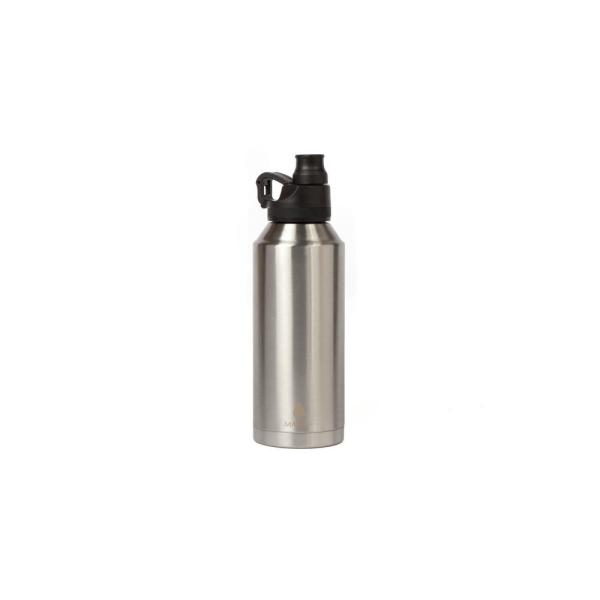 d43dab261f2 Manna Jumbo Outdoor 50 oz. Double Wall Stainless Steel Bottle HD18614 - The  Home Depot