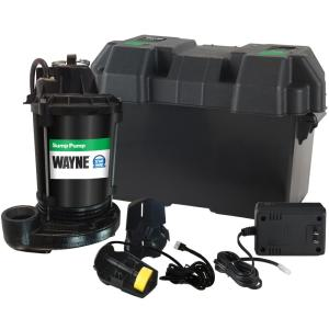Wayne Basement Guardian Smart Wi-Fi Combination Sump System