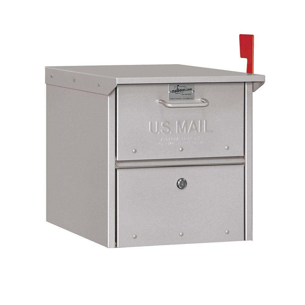 Salsbury Industries Post-Mount Roadside Mailbox