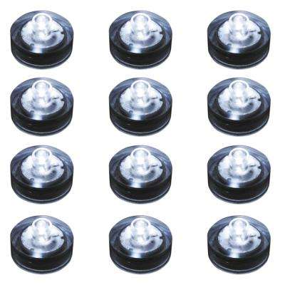 White Submersible LED Lights (Box of 12)