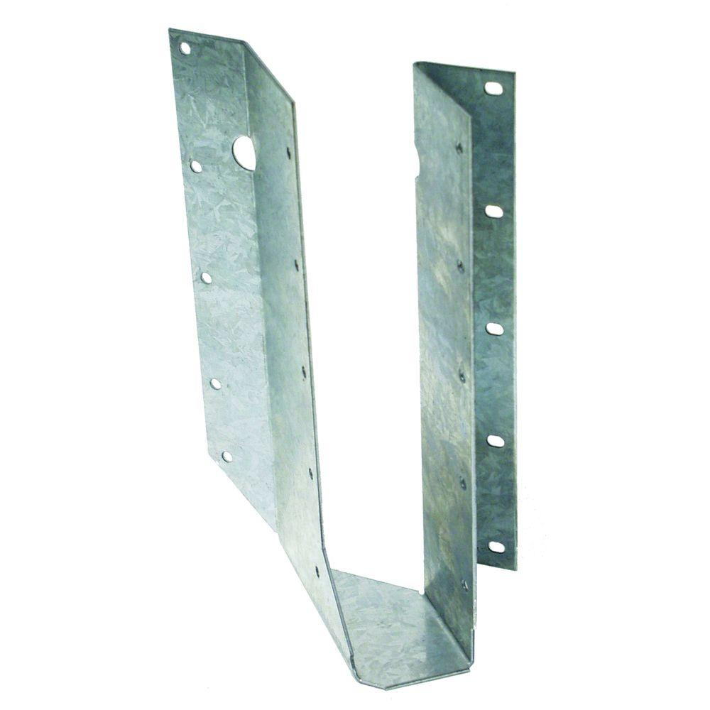 Simpson Strong-Tie SUR 2 in. x 10 in. Joist Hanger Skewed Right