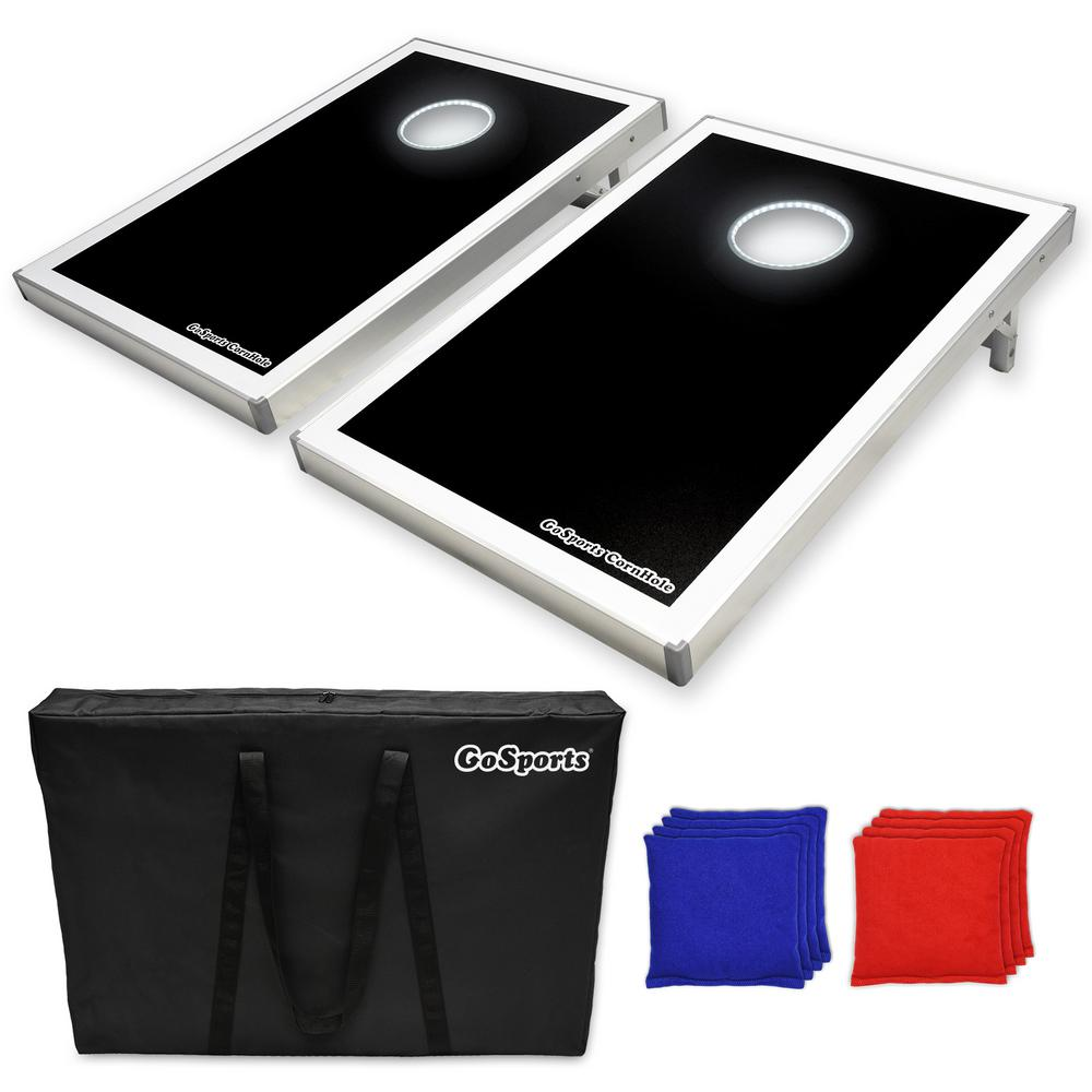 3 ft. x 2 ft. LED Edition Cornhole Bean Bag Toss