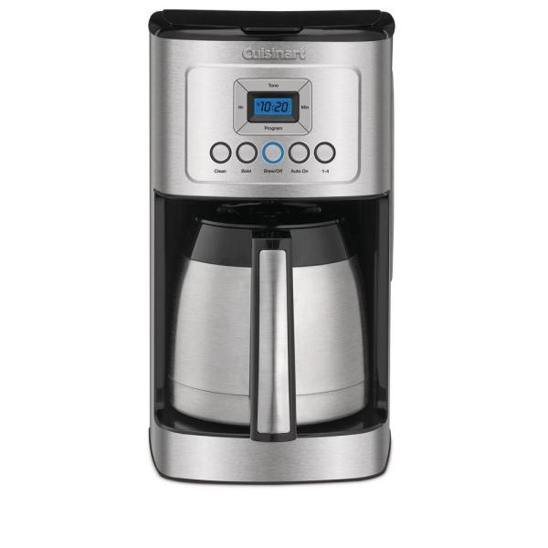 Cuisinart 12-Cup Programmable Coffee Maker DCC-3400