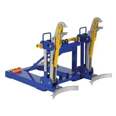 2,000 lb. Capacity Automatic Eagle Beak Drum Lifter