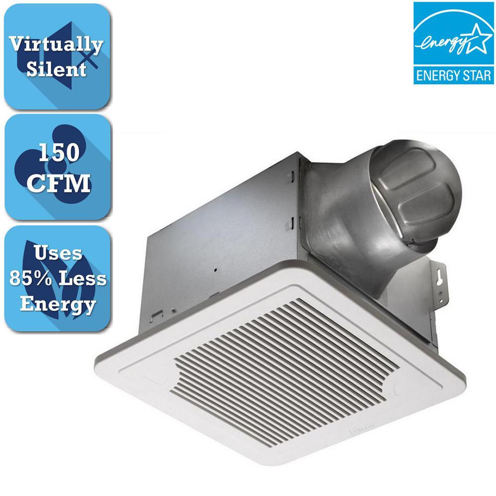 Delta Breez Smart Series 150 Cfm Ceiling Bathroom Exhaust