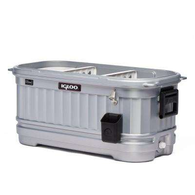 125 Qt. Party Bar LiddUp Illuminated Cooler