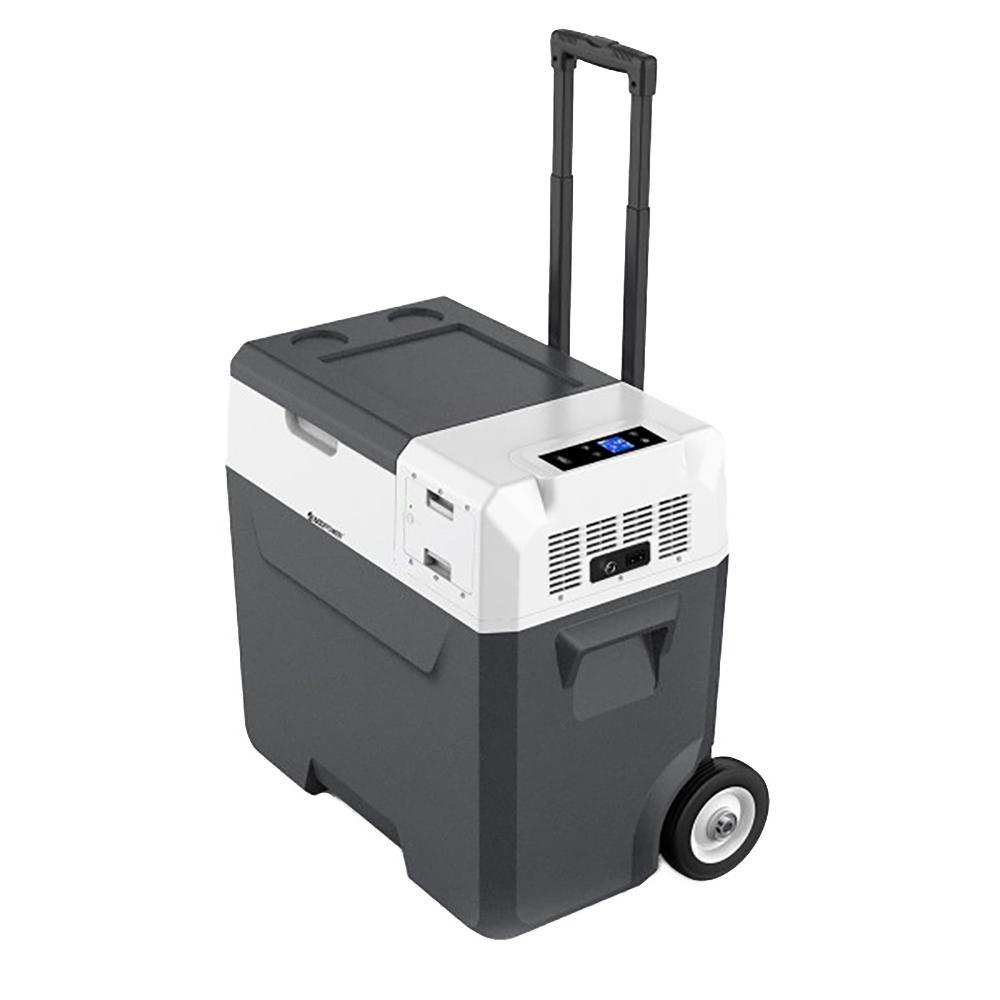ACOPower LiONCooler 52 Qt. Battery Powered Portable Chest Fridge Freezer Cooler w/10+ Hour Run Time, Recharge Using Solar/DC/AC