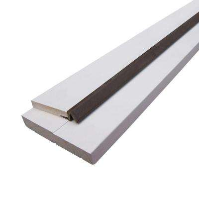 6-9/16 in. x 36 in. x 80 in. Ever Jamb Exterior Door Frame Kit (3-Piece)